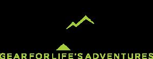 Stacked website logo