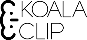 Koala Clip Logo 2-line